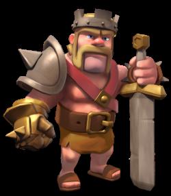 Король Варваров